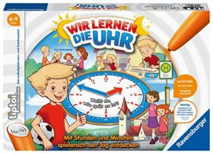Ravensburger 00847 montre – version allemande