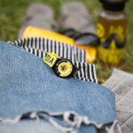 Borussia Dortmund,Surveiller les enfants, noir-jaune