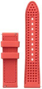 Guess Bracelet de montre en silicone interchangeable 22 mm, CS1002S10