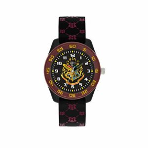Harry Potter Quartz Montre avec Bracelet en Caoutchouc HP9050