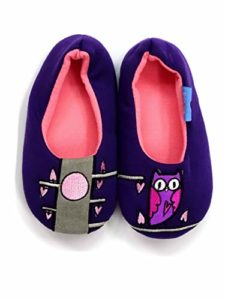 Vêtement pour Enfant – Slippers Night Watches Girl 36 100 % Coton, DS-2