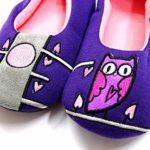 Vêtement pour Enfant – Slippers Night Watches Girl 36 100 % Coton, DS-2