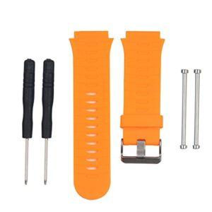 Vivitoch Bracelet de rechange en silicone pour Garmin Forerunner 920XT
