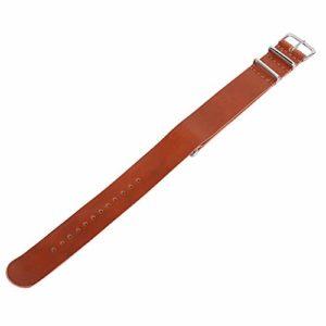 Bracelet de montre réglable 22mm accessoire de montre, bracelet de montre, remplacement de bracelet de montre confortable pour les horlogers réparant des ouvriers