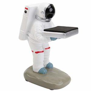 Hemobllo Support pour montre Motif Spaceman