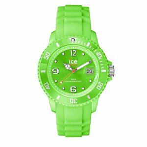 Ice-Watch – ICE forever Green – Montre verte pour garçon avec bracelet en silicone – 000126 (Small)