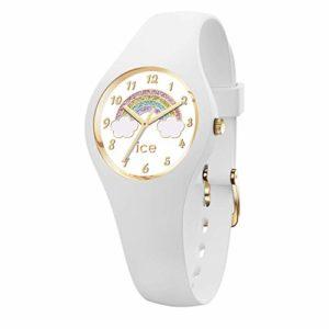 Ice-Watch Fille Analogue Quartz Montre avec Bracelet en Silicone 018423