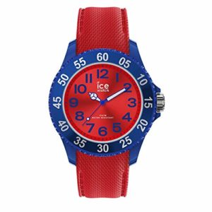 Ice-Watch – Ice Cartoon Spider – Montre Rouge pour Fille avec Bracelet en Silicone – 017732 (Small)