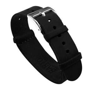 Montre – Barton Watch Bands – LNATBLKLNG24