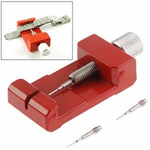 pour Les Femmes Dames CMF Bracelet Lien Pin Remover régleur Métal Repair Tool, Couleur aléatoire Livraison