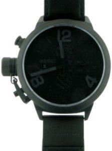 U-Boat Homme Montre avec Bracelet Classico 53IPB Chrono Carbon Chronographe Automatique 2277